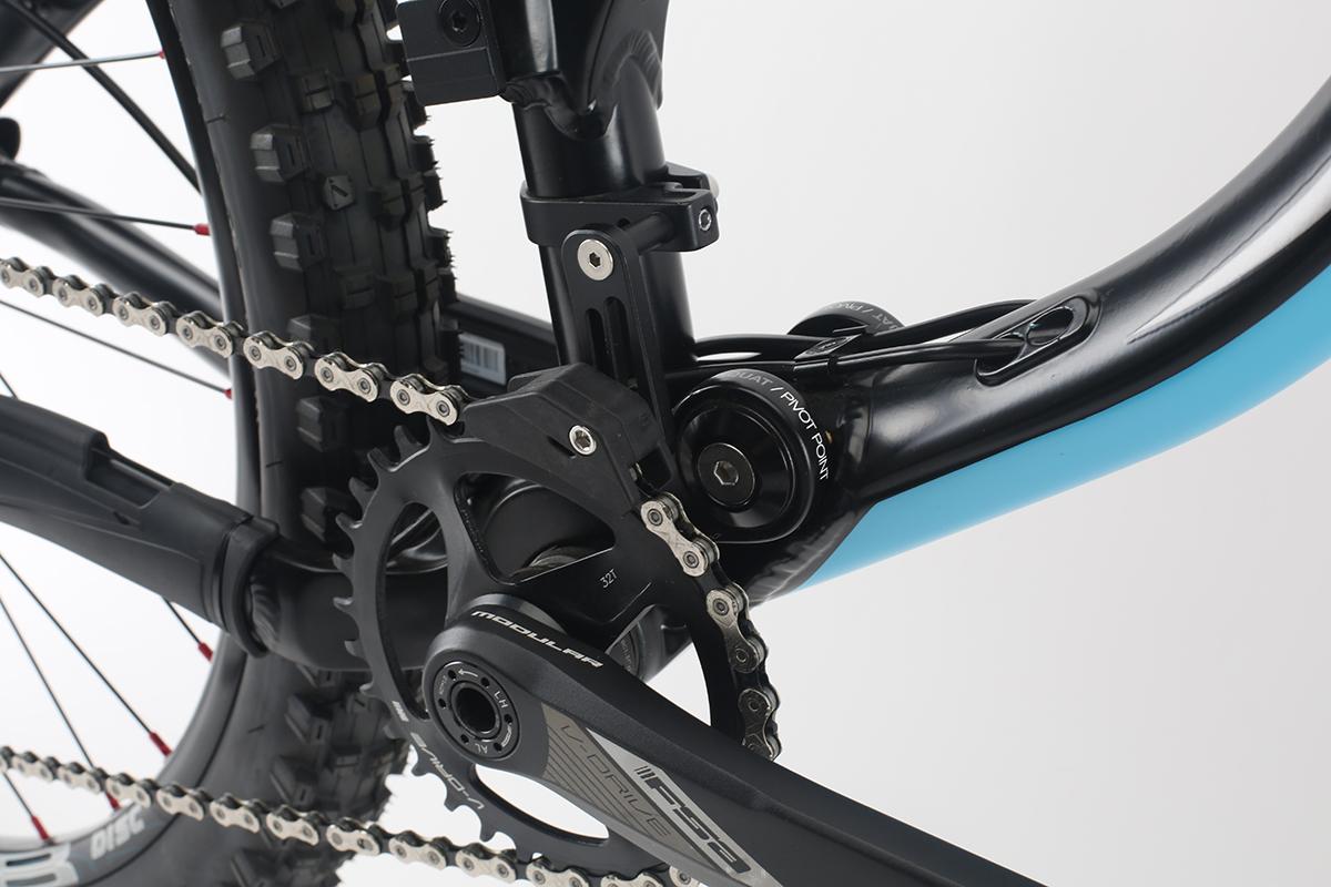 Haro Bikes Mtb Shift R7 Lt 2017 Rock Shock Sektor Rl Gold 275
