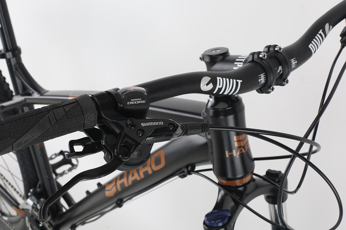 Haro Bikes MTB Double Peak 27.5 Comp 2017